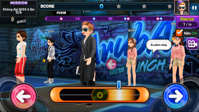 Trải nghiem Audition X - Dance thực thụ trong thế giới âm nhạc sôi động - Ảnh 7.