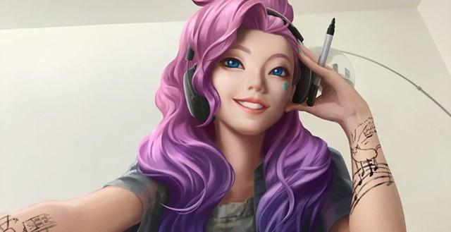 Riot Games lên tiếng phản pháo cộng đồng - Phải thử chơi mới thấy Seraphine khác Sona như thế nào - Ảnh 7.