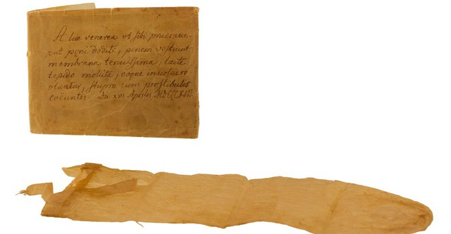 Những vật liệu kỳ dị nhất từng được con người sử dụng làm bao cao su - Ảnh 5.