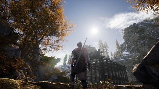 Xuất hiện game nhập vai kiếm hiệp miễn phí 100% trên Steam, đồ họa đẹp như The Witcher 3 - Ảnh 1.