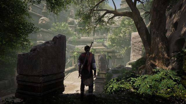 Xuất hiện game nhập vai kiếm hiệp miễn phí 100% trên Steam, đồ họa đẹp như The Witcher 3 - Ảnh 4.