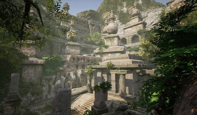 Xuất hiện game nhập vai kiếm hiệp miễn phí 100% trên Steam, đồ họa đẹp như The Witcher 3 - Ảnh 5.