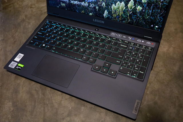 Đánh giá Lenovo Legion 5i - Laptop gaming tầm trung đỉnh của đỉnh - Ảnh 9.