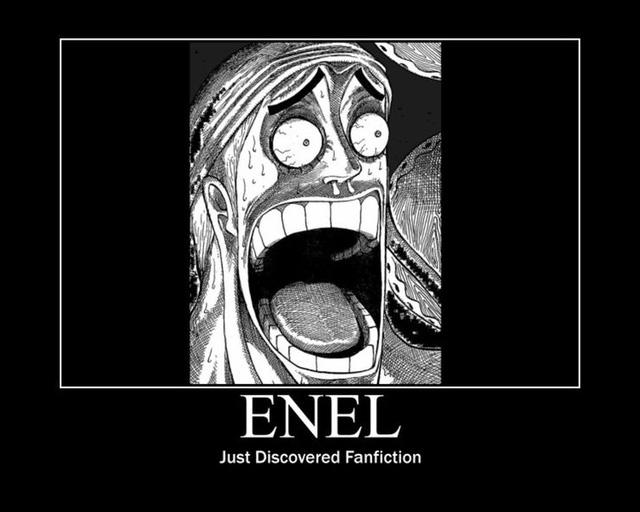 One Piece: Cười sái quai hàm trước loạt meme đầy biểu cảm của Chúa Trời Enel, một sự trở lại không thể mặn hơn - Ảnh 11.