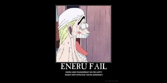 One Piece: Cười sái quai hàm trước loạt meme đầy biểu cảm của Chúa Trời Enel, một sự trở lại không thể mặn hơn - Ảnh 7.