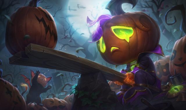 Riot Games lại bị mỉa mai vì update vô nghĩa: Skin Halloween là cập nhật lớn nhất bản 10.21 - Ảnh 3.