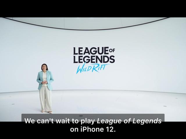 LMHT: Tốc Chiến bất ngờ xuất hiện trong buổi ra mắt iPhone 12, có Lee Sin và hé lộ thời điểm phiên bản iOS ra mắt - Ảnh 5.