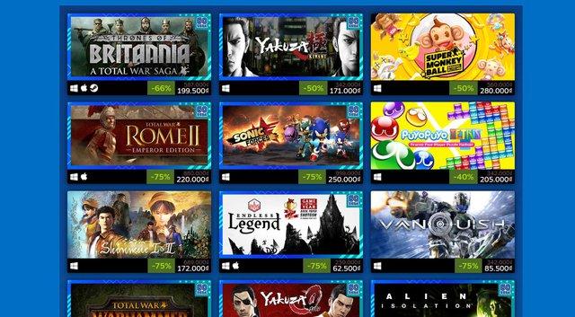 Kỷ niệm 60 năm, SEGA chơi lớn giảm giá tới 95% giá trị game trên Steam, có game giá chỉ 5.000đ - Ảnh 4.