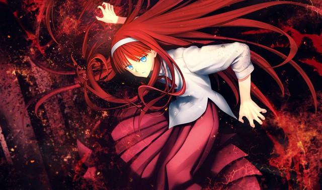 5 nhân vật bá đạo bậc nhất anime khi có thể sử dụng tóc làm vũ khí tấn công - Ảnh 3.
