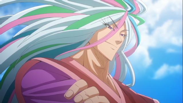 5 nhân vật bá đạo bậc nhất anime khi có thể sử dụng tóc làm vũ khí tấn công - Ảnh 4.