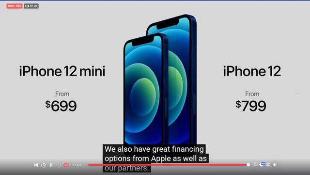 """Đã có cửa hàng đưa ra giá bán iPhone 12 tại Việt Nam, số tiền khiến nhiều người thấy """"nhói thận"""" - Ảnh 1."""