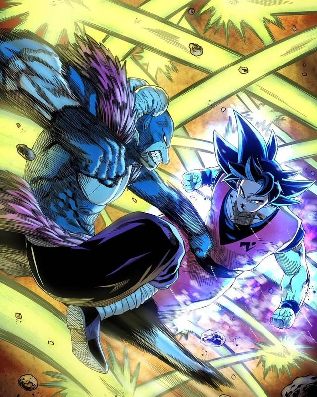 Moro sẽ bị Goku đánh bại bất chấp hắn ta vừa được phục hồi nhờ đậu thần