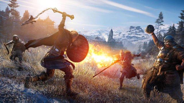 Game thủ sẽ cần tới Intel Core i7 9700K và RTX 2080 để chơi bom tấn Assassins Creed Valhalla - Ảnh 1.