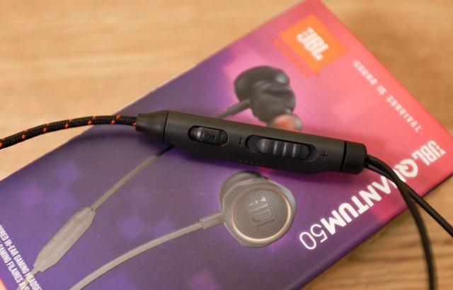 Trải nghiệm JBL Quantum 50 - Tai nghe gaming in-ear siêu ngầu đảm bảo ai nhìn cũng mê - Ảnh 7.