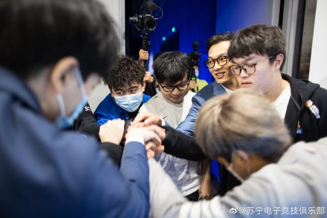 Tiền nhiều thì làm gì: Suning.com tung gói khuyến mại siêu khủng 17,3 tỷ đồng để ăn mừng chiến tích tại CKTG 2020 - Ảnh 3.