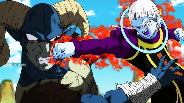 Những kỹ năng của Merus chính là thứ sẽ chống lại Goku