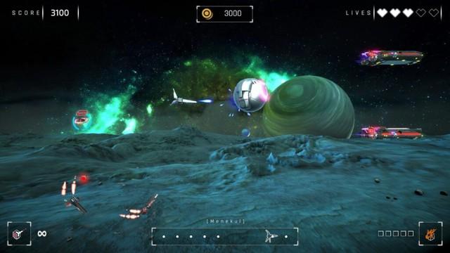 Tựa game bắn phi thuyền Endless Zone đang miễn phí, mời anh em chiến đấu trốn khỏi bàn tay của Mezari - Ảnh 1.