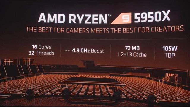 Lộ benchmark chip AMD Ryzen 9 5950X đánh bật Intel Core i9-10900K với số điểm cao hơn 80,8% - Ảnh 2.