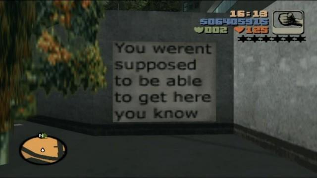 Những nhiệm vụ ẩn bí mật trong các series GTA, chỉ 1% game thủ mới có thể tìm ra và khám phá - Ảnh 3.