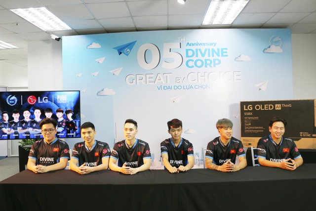 Divine Esports shares secrets of PUBG Asia Pacific championship - Photo 1.