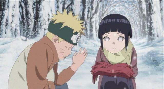 10 khoảnh khắc lãng mạn và hạnh phúc của vợ chồng Hokage đệ thất trong series Naruto và Boruto - Ảnh 1.