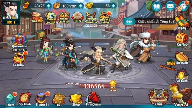 4 cao thủ truyện Kim Dung đang bị truy nã cực mạnh trong game online, tuyệt đối không cho đẻ trứng! - Ảnh 4.