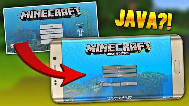 Tin đồn về Minecraft Java Edition dành cho Android - Ảnh 1.