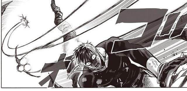 Mặt Nạ Mật muốn giết các anh hùng, Blast lộ mặt trong chương mới nhất của One Punch Man - Ảnh 1.