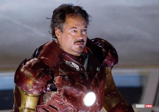 Hoảng hốt khi thấy dàn siêu anh hùng Marvel về già trở nên béo ú, nọng cằm rõ ràng - Ảnh 1.