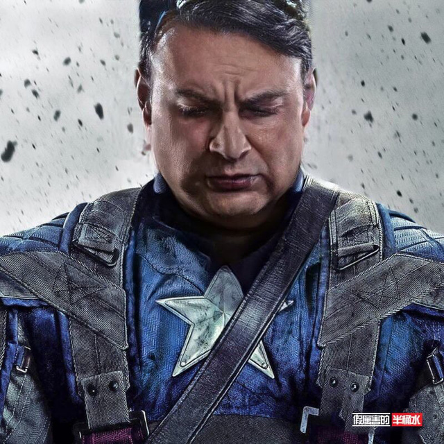 Hoảng hốt khi thấy dàn siêu anh hùng Marvel về già trở nên béo ú, nọng cằm rõ ràng - Ảnh 2.
