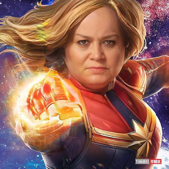 Hoảng hốt khi thấy dàn siêu anh hùng Marvel về già trở nên béo ú, nọng cằm rõ ràng - Ảnh 5.
