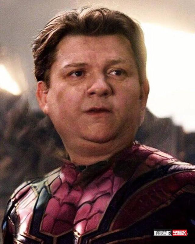 Hoảng hốt khi thấy dàn siêu anh hùng Marvel về già trở nên béo ú, nọng cằm rõ ràng - Ảnh 10.