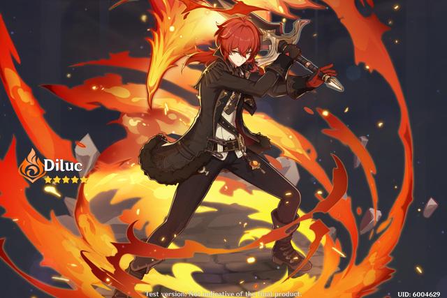 Vì sao Diluc lại là nhân vật hot nhất Genshin Impact hiện nay - Ảnh 2.