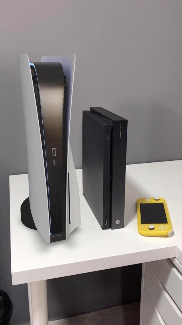 Hướng dẫn đưa PS5 phiên bản AR vào phòng khách - Ảnh 3.