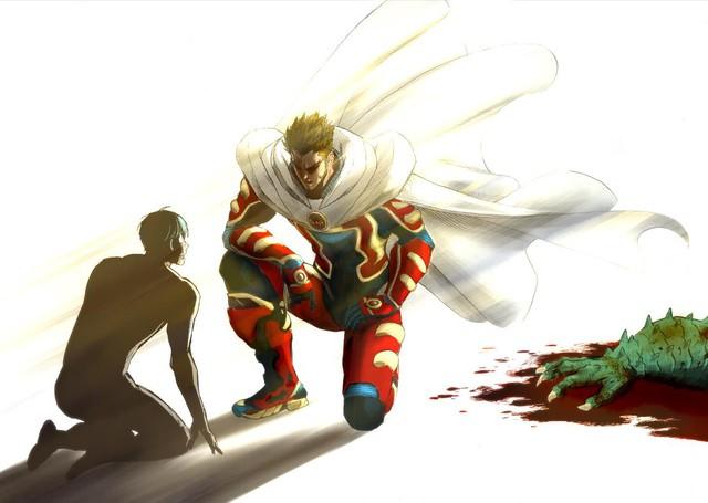 Mặt Nạ Mật muốn giết các anh hùng, Blast lộ mặt trong chương mới nhất của One Punch Man - Ảnh 3.