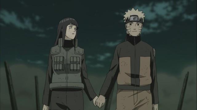 10 khoảnh khắc lãng mạn và hạnh phúc của vợ chồng Hokage đệ thất trong series Naruto và Boruto - Ảnh 4.