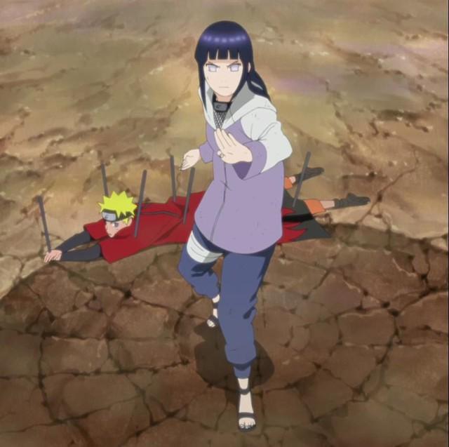 10 khoảnh khắc lãng mạn và hạnh phúc của vợ chồng Hokage đệ thất trong series Naruto và Boruto - Ảnh 5.