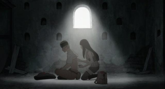 10 khoảnh khắc lãng mạn và hạnh phúc của vợ chồng Hokage đệ thất trong series Naruto và Boruto - Ảnh 6.