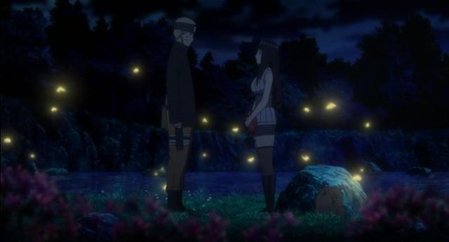 10 khoảnh khắc lãng mạn và hạnh phúc của vợ chồng Hokage đệ thất trong series Naruto và Boruto - Ảnh 7.