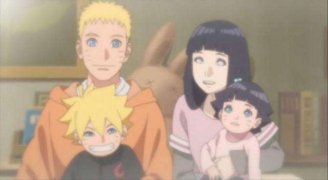 10 khoảnh khắc lãng mạn và hạnh phúc của vợ chồng Hokage đệ thất trong series Naruto và Boruto - Ảnh 9.