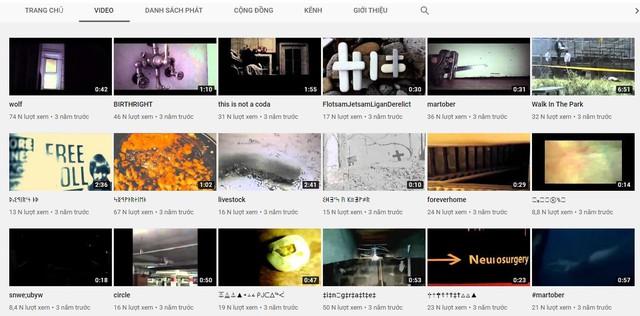 5 kênh YouTube kỳ quặc, gây ám ảnh cực mạnh không dành cho người yếu tim - Ảnh 2.