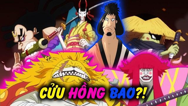 One Piece: Từng có cuộc tỷ thí giữa các Cửu Hồng Bao, ai mới là gia thần mạnh nhất của chúa công Oden? - Ảnh 2.