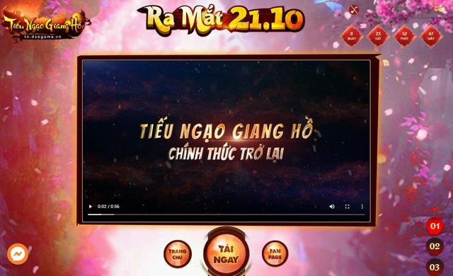 Chưa đầy 24 tiếng nữa, Tiếu Ngạo Giang Hồ Online chính thức trở lại - Ảnh 1.