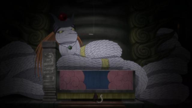 Điểm qua 7 con rắn trong Hang Ryuchi trong Naruto và Boruto, 3 số cuối toàn là mỹ nhân - Ảnh 2.