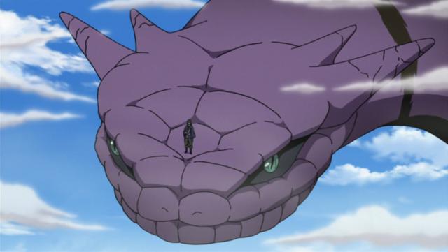 Điểm qua 7 con rắn trong Hang Ryuchi trong Naruto và Boruto, 3 số cuối toàn là mỹ nhân - Ảnh 3.