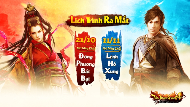 Chưa đầy 24 tiếng nữa, Tiếu Ngạo Giang Hồ Online chính thức trở lại - Ảnh 3.