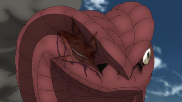 Điểm qua 7 con rắn trong Hang Ryuchi trong Naruto và Boruto, 3 số cuối toàn là mỹ nhân - Ảnh 5.