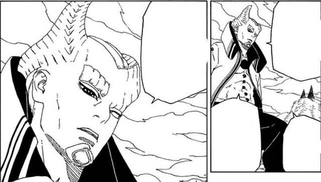 Boruto chương 51: Isshiki tiết lộ lý do không giết con trai Naruto, Hokage đệ thất đánh cược tính mạng dùng hình thức mới - Ảnh 1.