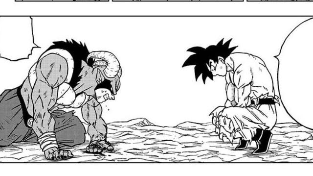 Dragon Ball Super chap 65: Goku đã mắc 1 sai lầm chết người... mở ra cơ hội cho Vegeta trở thành người hùng - Ảnh 1.
