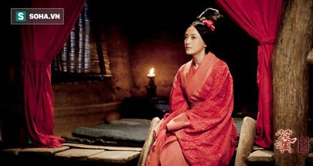 Là vua nhà Hán, vì sao bị vợ cắm sừng, biết vợ dan díu với người đàn ông khác nhưng Lưu Bang lại nhắm mắt làm ngơ? - Ảnh 1.